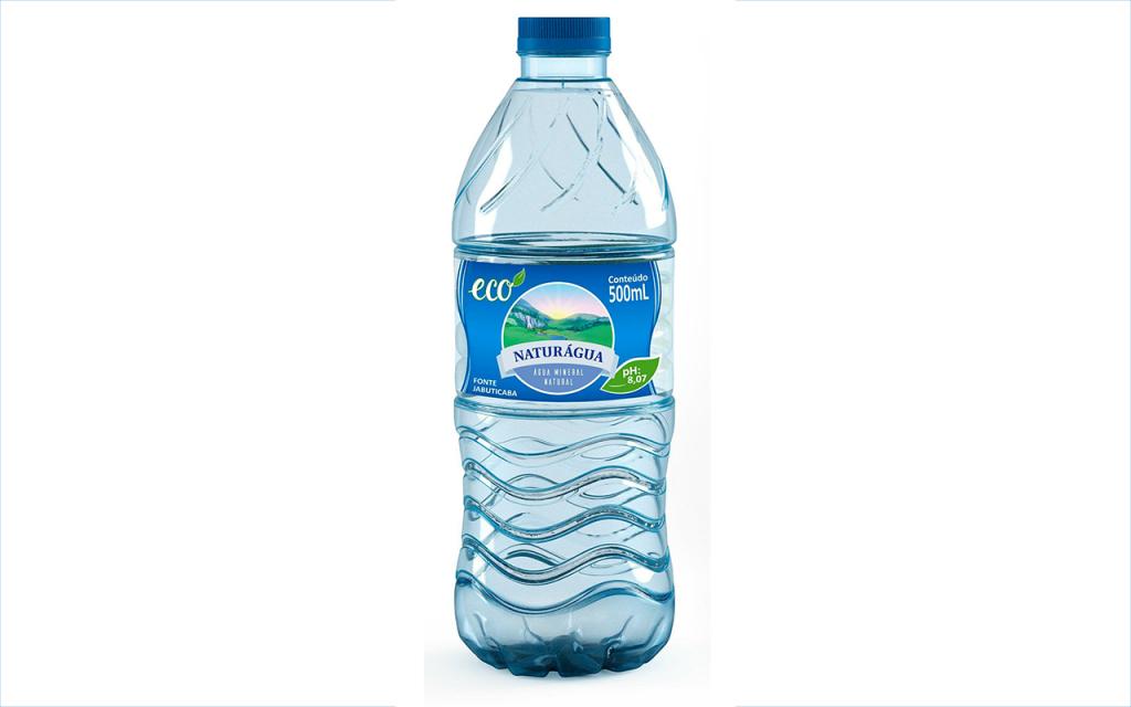 pet água mineral
