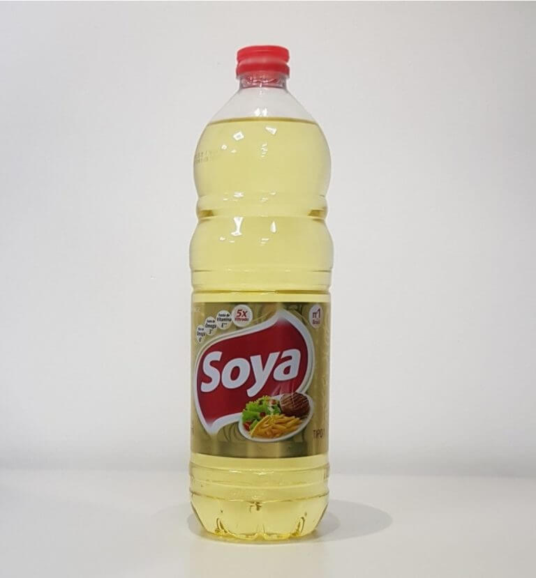 embalagem de óleo