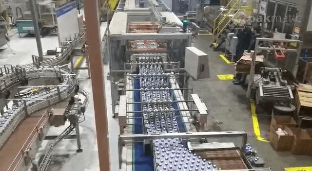 embaladora em fábrica de produtos - Ypê - Amparo - SP